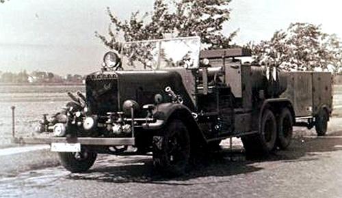 Ts-2,5 Tankspritze Kfz.343